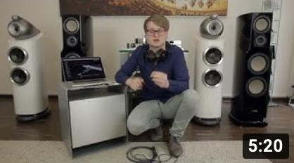 Unser YouTube Video zu den Audioquest Neuheiten der Highend 2016, Dragonfly und Niagara