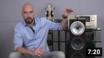 Unser YouTube Video zur Bowers & Wilkins 702 S 2 Signature Serie