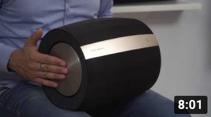 Unser YouTube Video zur Bowers & Wilkins, B&W, Formation Serie