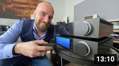Unser YouTube Video zu Cambridge Audio EVO 150 und 75 Vergleich und Vorstellung