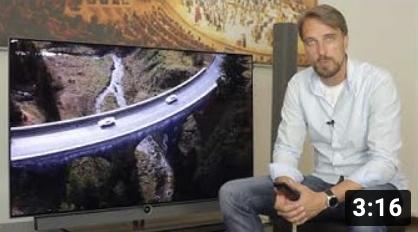 Unser YouTube Video zum Loewe Bild 5 OLED Fernseher