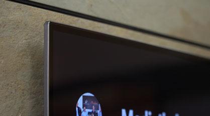 Fernseher aufstellen und gebrauchsfertig einrichten mit Einweisung
